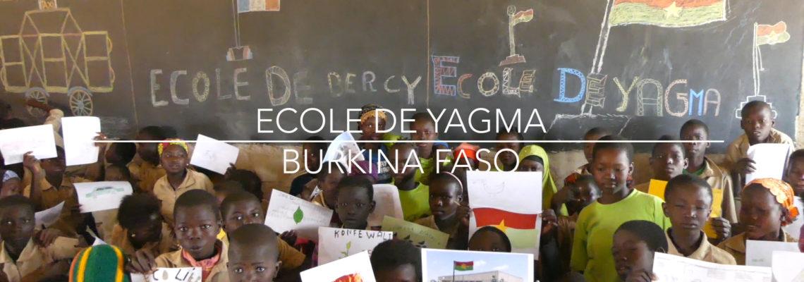 La Valise pour l'école de Yagma