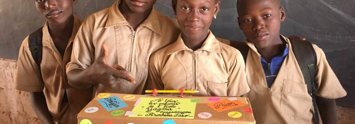 La «valise» du Burkina Faso